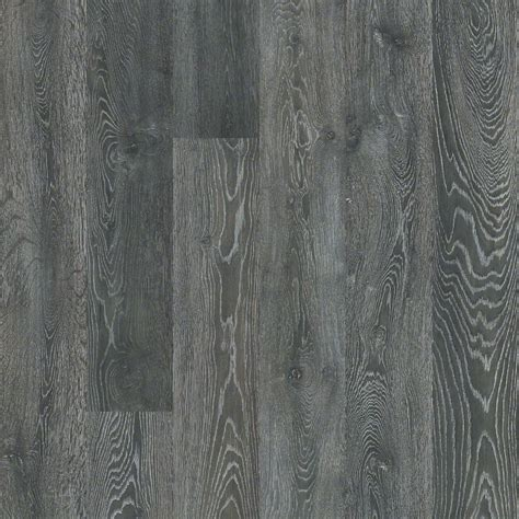 "Shaw Grand Mountain Mystic Gray Oak Laminate Flooring 8"" x"