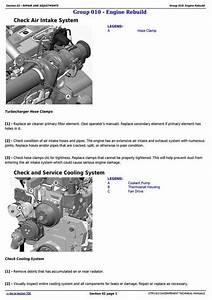 Powertech 4045 Ewx Diesel Engine  Final Tier 4  Stage Iv  W Level 23 Ecu Technical Manual