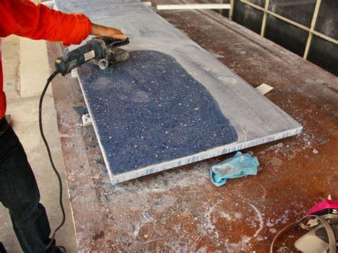 Polishing Countertops - six polishing concrete exchange