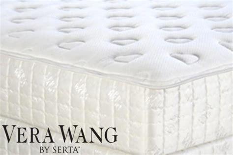 crystal  vera wang eurotop plush king size