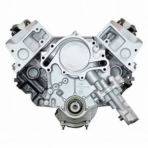 Replace® - Ford Mustang 2002 Remanufactured Engine Long Block