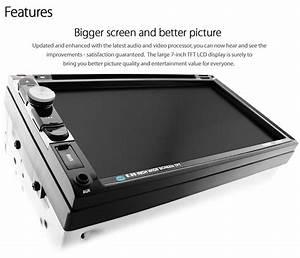 7 U0026quot  Car Dvd Player Usb Mp3 Stereo Radio For Nissan Juke