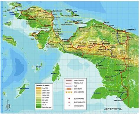 indonesian tourism papua