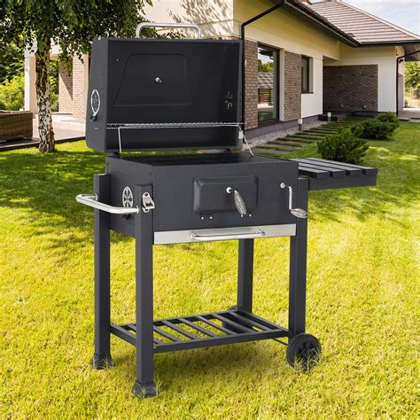 grate da giardino barbecue a carbonella grill da giardino bbq smoker