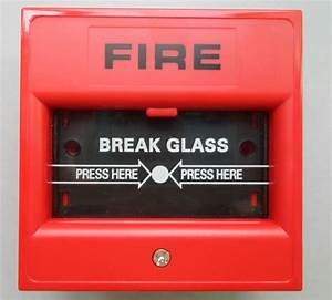 China Manual Call Point Break Glass Button