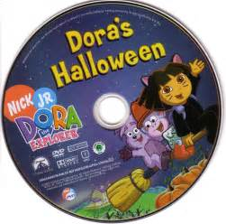 Dora the Explorer Dora's Halloween DVD