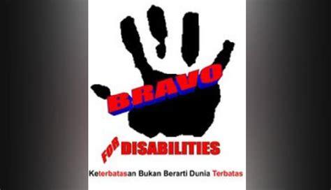 bravo komunitas relawan pendamping penyandang disabilitas difabel tempoco