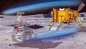 Chang'e-4 relay satellite operating smoothly, lunar rover ...