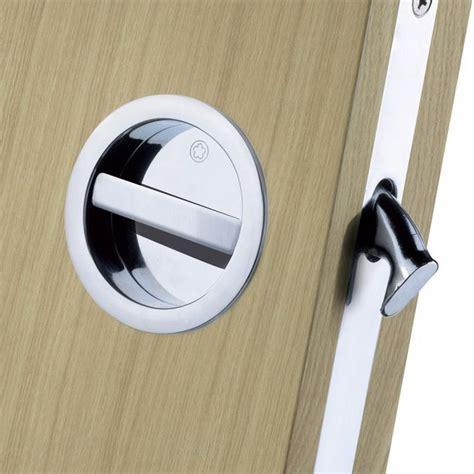 pocket door lock ideas  pinterest pocket door