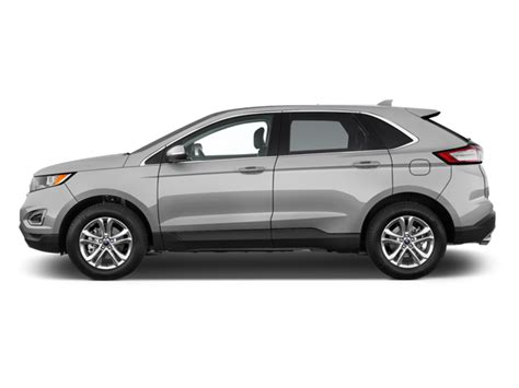 ford edge ground clearance     ford