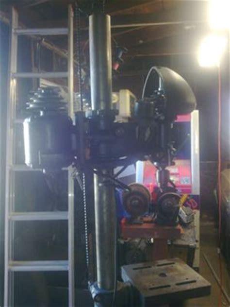 delta floor standing drill press delta milwuakee dp220 floor standing drill press