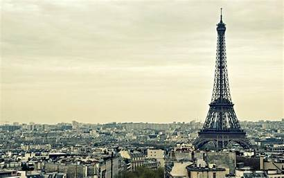 Paris Eiffel Tower Desktop Gambar Menara Bangunan