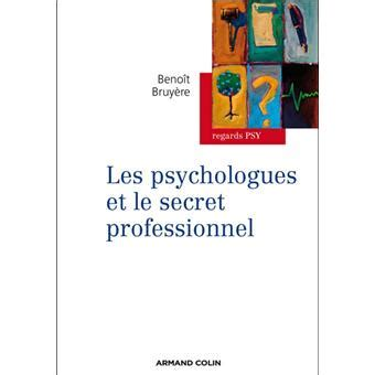 les psychologues  le secret professionnel broche