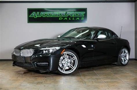 Find Used 2011 Bmw Z4 Sdrive35is, M Package, One Owner
