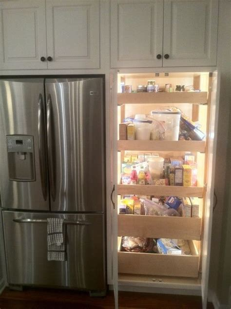 Best 25+ Pull Out Pantry Ideas On Pinterest  Kitchen