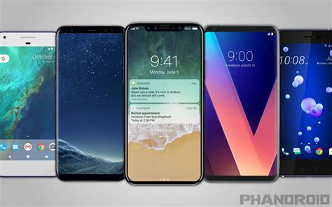 iphone vs android iphone x vs android