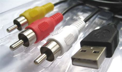 cable rca con usb forocoches