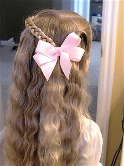 little girl s hairstyles the braid and twist hairstyle