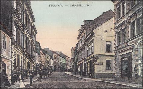 Historické fotografie - Turnov - Palackého