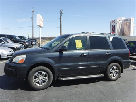 2004 Honda Pilot Ex L by 2004 Honda Pilot Ex L For Sale By Owner At