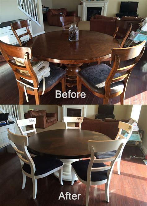 kitchen table chairs refresh pendleton