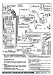 Need The Wiring Diagram For Autowatch Rli Alarm