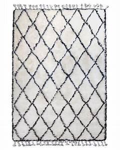 Hk living tapis berbere blanc 180x280 cm hk living for Tapis berbere avec canapé en palette interieur