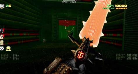 doom eternal xp brings flamethrowers  swords  doom