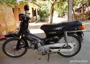 Foto-foto Honda Super Cub Original  U0026 Modifikasi