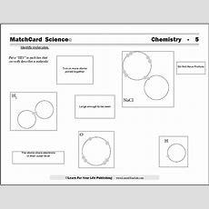 Molecule Worksheets