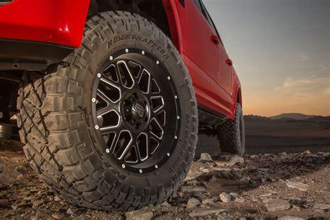 car audio equipment the all ridge grappler light truck tire by nitto