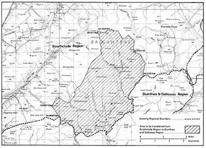 1987 Boundary Galloway Dumfries 1530 Explanatory Note