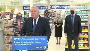 Ontario Expands Vaccines To Seniors Over 75 My North Bay Now