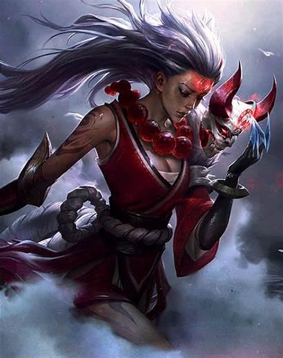 Moon Diana Blood Legends League Lol Nemesis