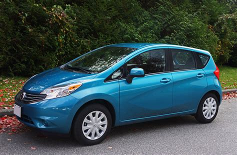 2014 Nissan Versa Note Sv Road Test Review