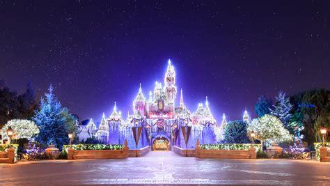 disney freizeitparks  usa weihnachten  wegen
