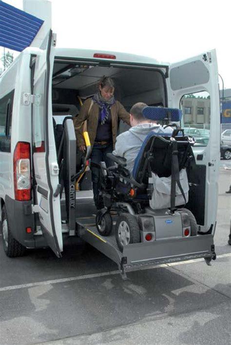 v 233 hicules de d 233 monstration pour personnes handicap 233 es gruau tpmr transport de personnes 224