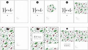étiquettes De Noel à Imprimer : etiquettes de no l imprimer vie de miettes ~ Melissatoandfro.com Idées de Décoration