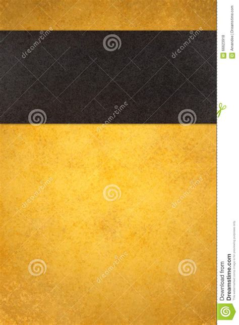 abstract gold background  black stripe stock photo