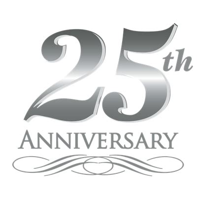 25th anniversary 25th anniversary invitations by admin cp8058365