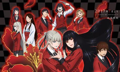 Jojo S Bizarre Adventure Hd Wallpaper El Anime De Kakegurui Estrena Nueva Imagen Promocional Ramen Para Dos