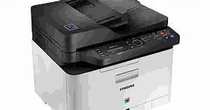 Samsung Xpress C480fw Manual