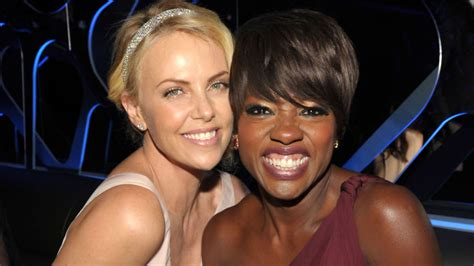 foto de What Charlize Theron Doesn t Get About Black Hollywood