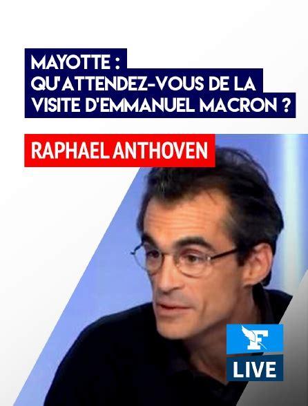 Mayotte Quattendez Vous De La Visite Demmanuel Macron