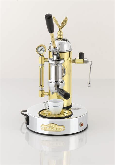 elektra espresso machine elektra microcasa a leva espresso coffee machine