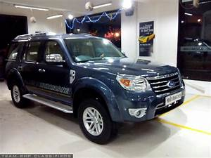 2010 Ford Endeavour For Sale In Thane  Mh