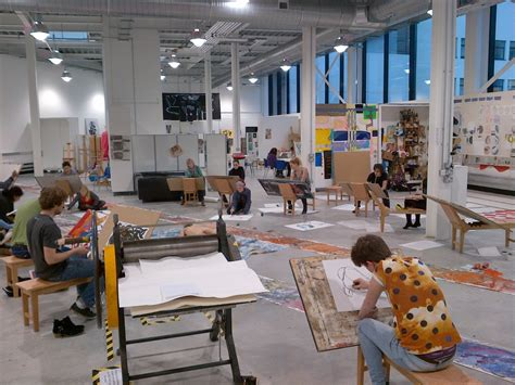 ba hons painting drawing printmaking courses