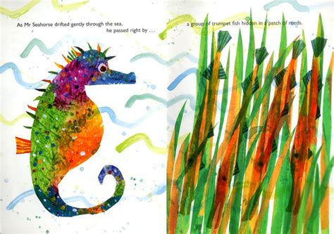 eric carle mister seahorse species