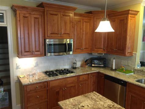 balboa mist kitchen update  cabinet girls