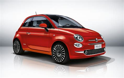 New Fiat 500 Facelift Debuts In Italy Autoevolution